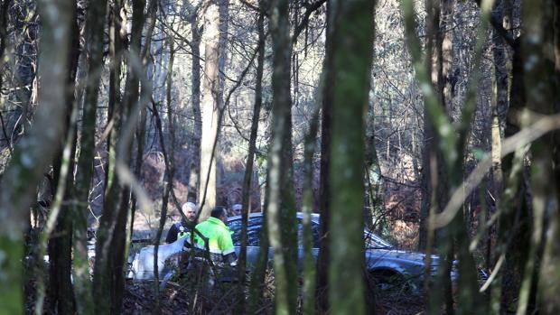 El coche del fallecido estaba a 300 metros de donde apareció el cuerpo
