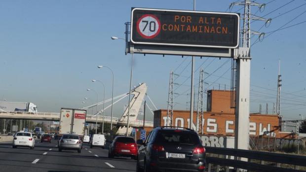 83e1168c7a7d6 Contaminación en Madrid  Los coches podrán aparcar en el centro ...