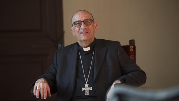 El arzobispo, en una entrevista reciente con ABC