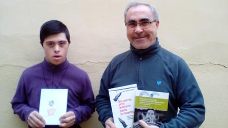 Rubén Calleja y su padre Alejandro