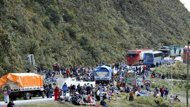 Una Empresa Catalana Reformara En Bolivia Una De Las Carreteras Mas