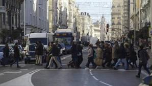 Aparcamientos y comercios pequeños perdieron «hasta un 50%» por el corte de la Gran Vía de Carmena