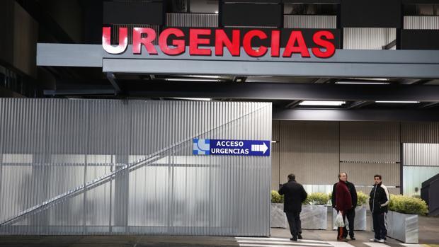 Urgencias del Hospital Clínico de Valladolid