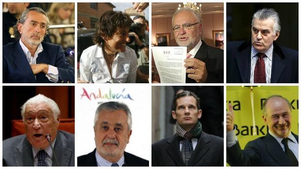 Los principales casos de corrupci n en espa a - Casos de corrupcion en espana actuales ...