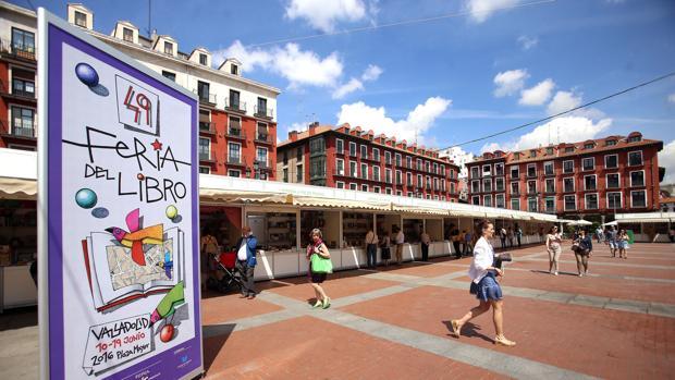 La feria del libro de valladolid se celebrar en mayo for Feria del mueble madrid 2017