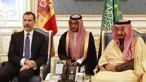 El Rey de Arabia Saudí quiere reforzar la presencia empresarial española en su país