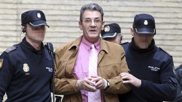 Antonio Losilla, el vecino de Ricla condenado por descuartizar a su esposa