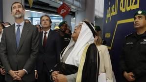 El Rey regresa «convencido» de que Arabia Saudí adjudicará «muchos más proyectos» a empresas españolas