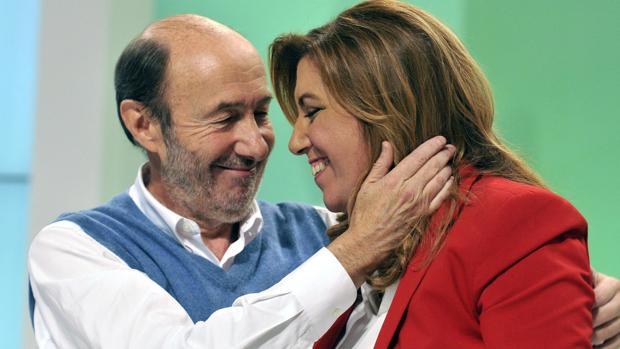 Hemeroteca: Rubalcaba y Valenciano apoyarán a Díaz en un acto en Cádiz el sábado 28 | Autor del artículo: Finanzas.com