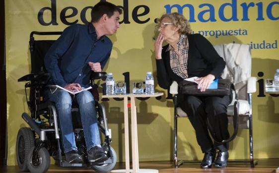 Hemeroteca: Los Presupuestos Participativos de Carmena fracasan: solo votó el 1,68%   Autor del artículo: Finanzas.com