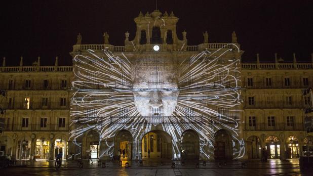 Salamanca presentará en Fitur la nueva edición del Festival Luz y Vanguardias que tendrá lugar en junio