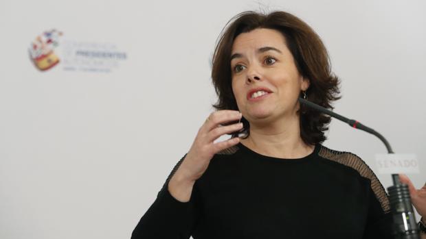 Hemeroteca: Santamaría ve positivo que Cataluña no desatienda la nueva financiación | Autor del artículo: Finanzas.com