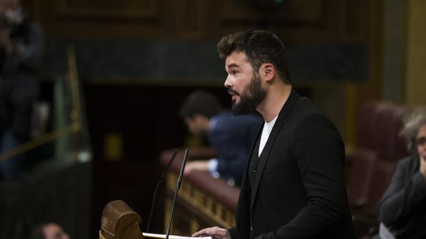 Hemeroteca: Rufián cree que Cataluña necesita «siete u ocho millones de errejones»   Autor del artículo: Finanzas.com