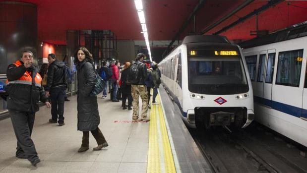 Hemeroteca: Tres líneas especiales de EMT sustituirán la línea 8 de Metro   Autor del artículo: Finanzas.com