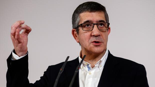 Hemeroteca: Patxi López: «Nuestra militancia quiere dejar atrás el enfrentamiento»   Autor del artículo: Finanzas.com