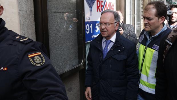 Bernad extorsionó a la vicepresidenta económica del   F.C. Barcelona