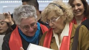 Galcerán y Carmena en una imagen de archivo