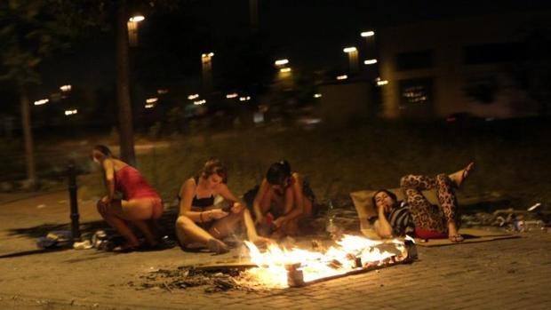 poligonos de prostitutas prostitutas economicas madrid