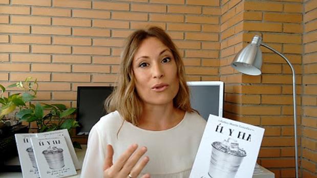 La escritora talaverana Esther Martín
