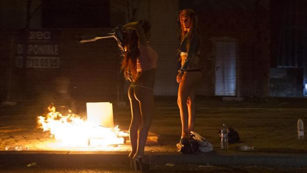 asociaciones prostitutas zona prostitutas madrid