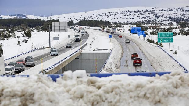 El tiempo el fin de semana la nieve vuelve a la provincia - El tiempo torreblanca castellon ...