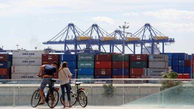 La guardia civil se incauta de doscientos kilos de coca na - Laydown puerto valencia ...