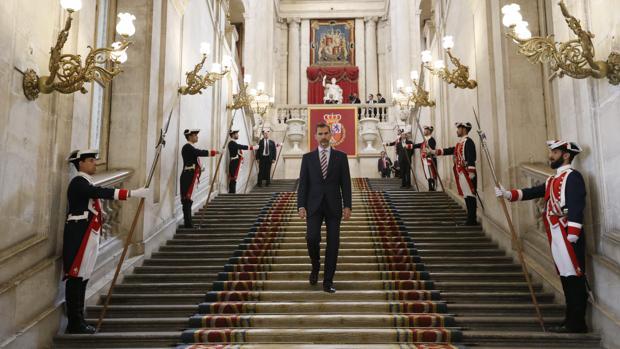 El Rey dedica su cumpleaños a rendir un gran homenaje a Miguel de Cervantes