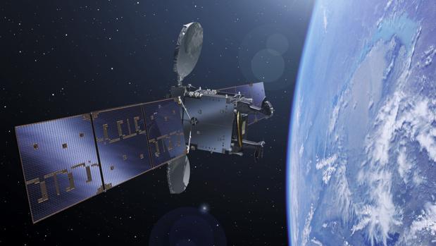El satélite H-36W1 lanzado por Hispasat este sábado