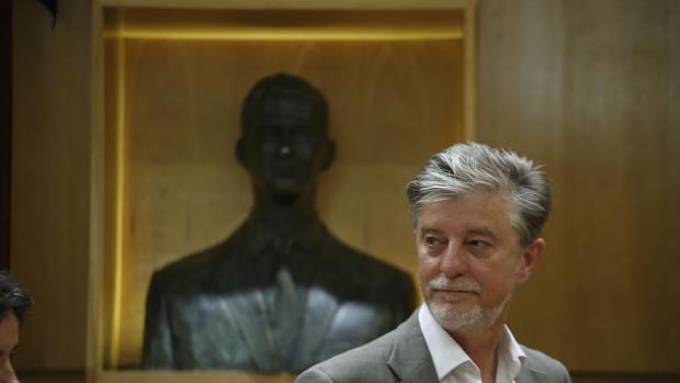 Pedro Santisteve (ZEC), alcalde de Zaragoza