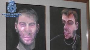 Un karateka contrató a la banda que robó los cuadros de Francis Bacon