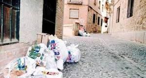 La Real Fundación ve también «inviable» instalar contenedores en el Casco
