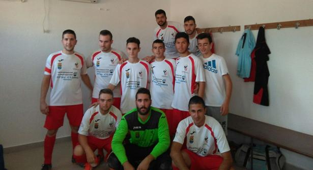 El Rayo Fuentealbilla juega en el grupo 1B de Segunda Autonómica