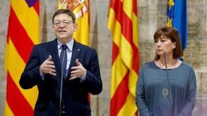 Los socialistas Puig y Armengol se alían con Puigdemont en su desafío al Estado