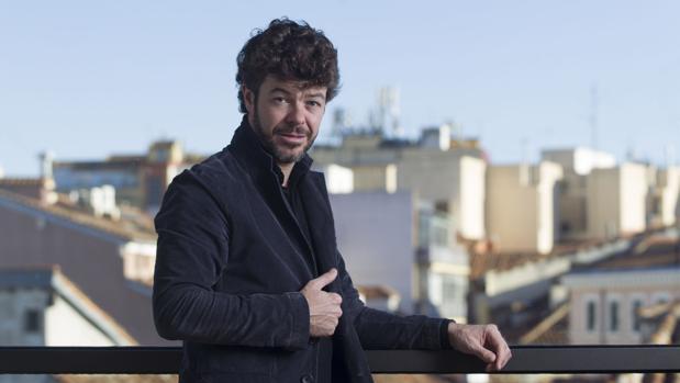 Pablo Casado, durante una entrevista reciente