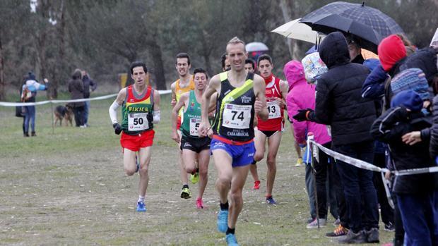 El ganador de la prueba, Sergio Sánchez, ha dominado en todo el recorrido de 4 kilómetros