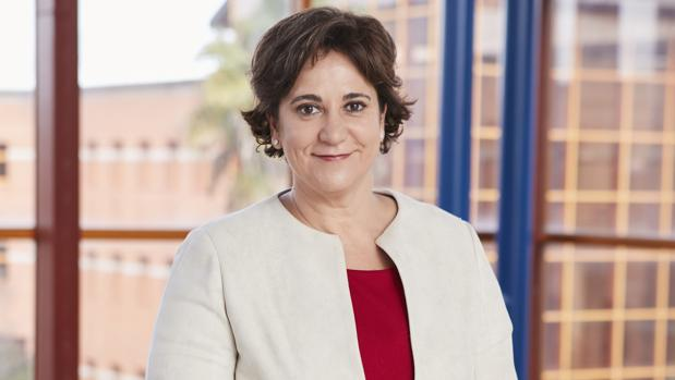 Rosa Berganza, candidata a rectora de la Universidad Rey Juan Carlos