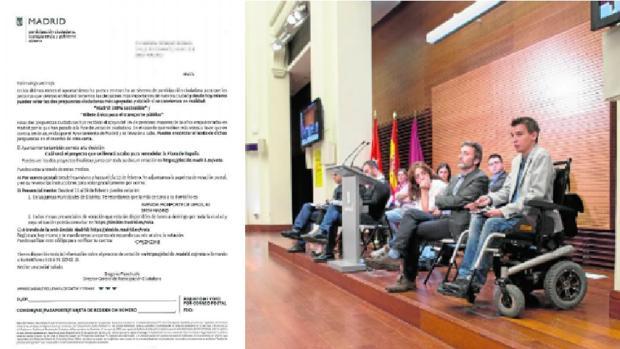 Hemeroteca: El sistema de voto por correo del plan de Carmena no impide el fraude | Autor del artículo: Finanzas.com