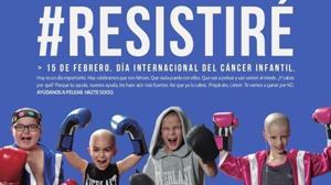 «Resistiré», la campaña musical para animar a los niños con cáncer a «dejar KO» la enfermedad
