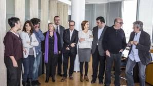 El Consejo Rector de la nueva RTVV podrá determinar el tiempo de aparición de los partidos políticos