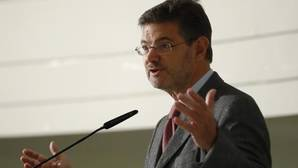 Catalá carga contra las fiscales del caso Púnica por no acatar el criterio de sus superiores
