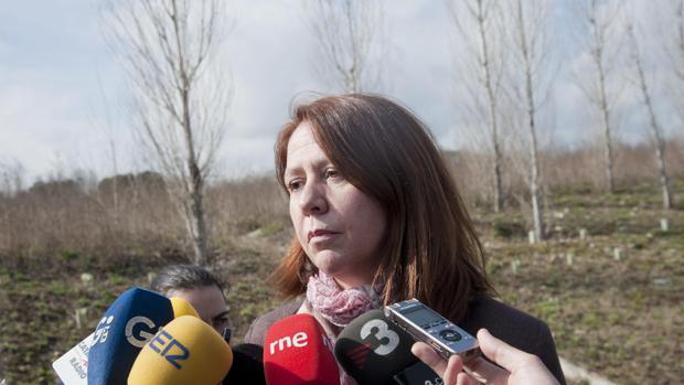 La alcaldesa de Girona, Marta Madrenas, tras el comunicado del Ejército anunciando maniobras en el municipio