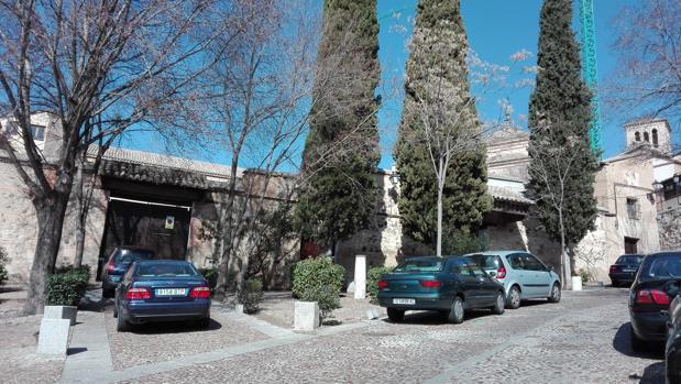 Edificio Graneros de San Julián, solar cedido por la Diputación para la ampliación del Museo del Greco
