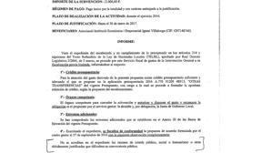 Ribó subvenciona con 12.000 euros un acto con Puigdemont sin «justificar su interés social»