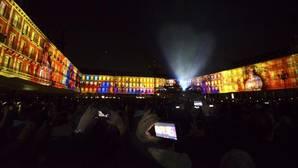 Un espectáculo «histórico» para celebrar los cuatro siglos de la Plaza Mayor