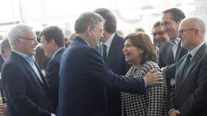 Ciudadanos acusa a Ximo Puig de «reforzar» con dinero público la idea de los «países catalanes»