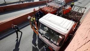 Los Mossos descartan que el robo de un camión de butano en Barcelona sea un acto terrorista