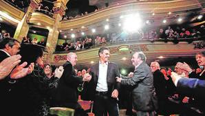 Pedro Sánchez almuerza con Rodríguez Ibarra para analizar la situación del PSOE