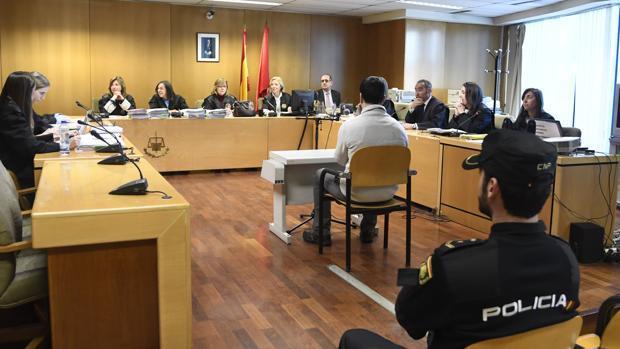 Imagen de archivo del juicio