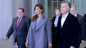 Macri llega a Madrid para recomponer la relación entre España y Argentina