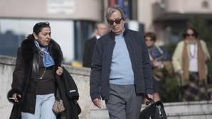 Ceballos, al inicio del juicio por el caso Guateque